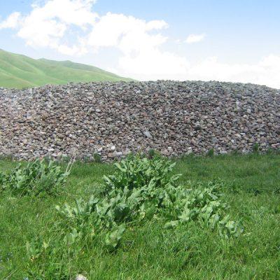 камни Тамерлана